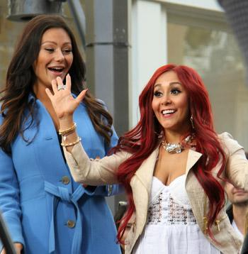 Snooki Confirms Reality Show With JWoww Is Scripted