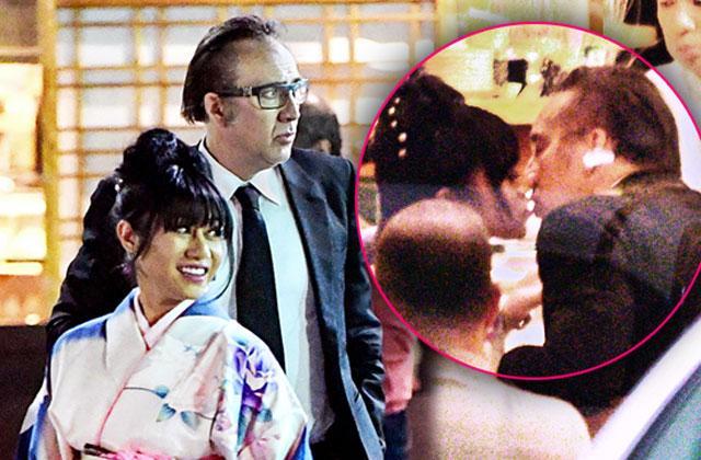 //nicolas cage divorce date mystery woman kimono pp