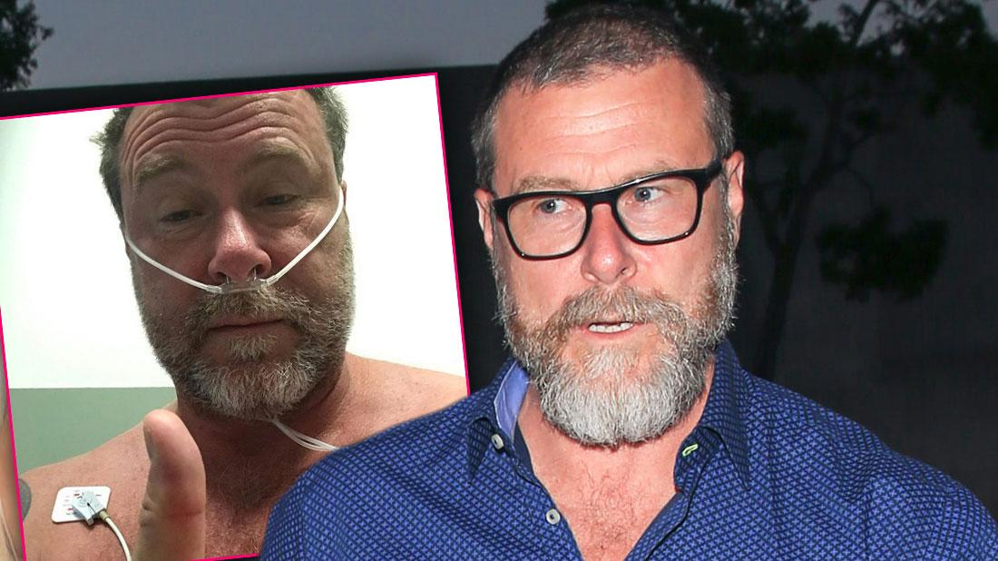 Dean McDermott Hospitalized With Pneumonia, Possible Meningitis