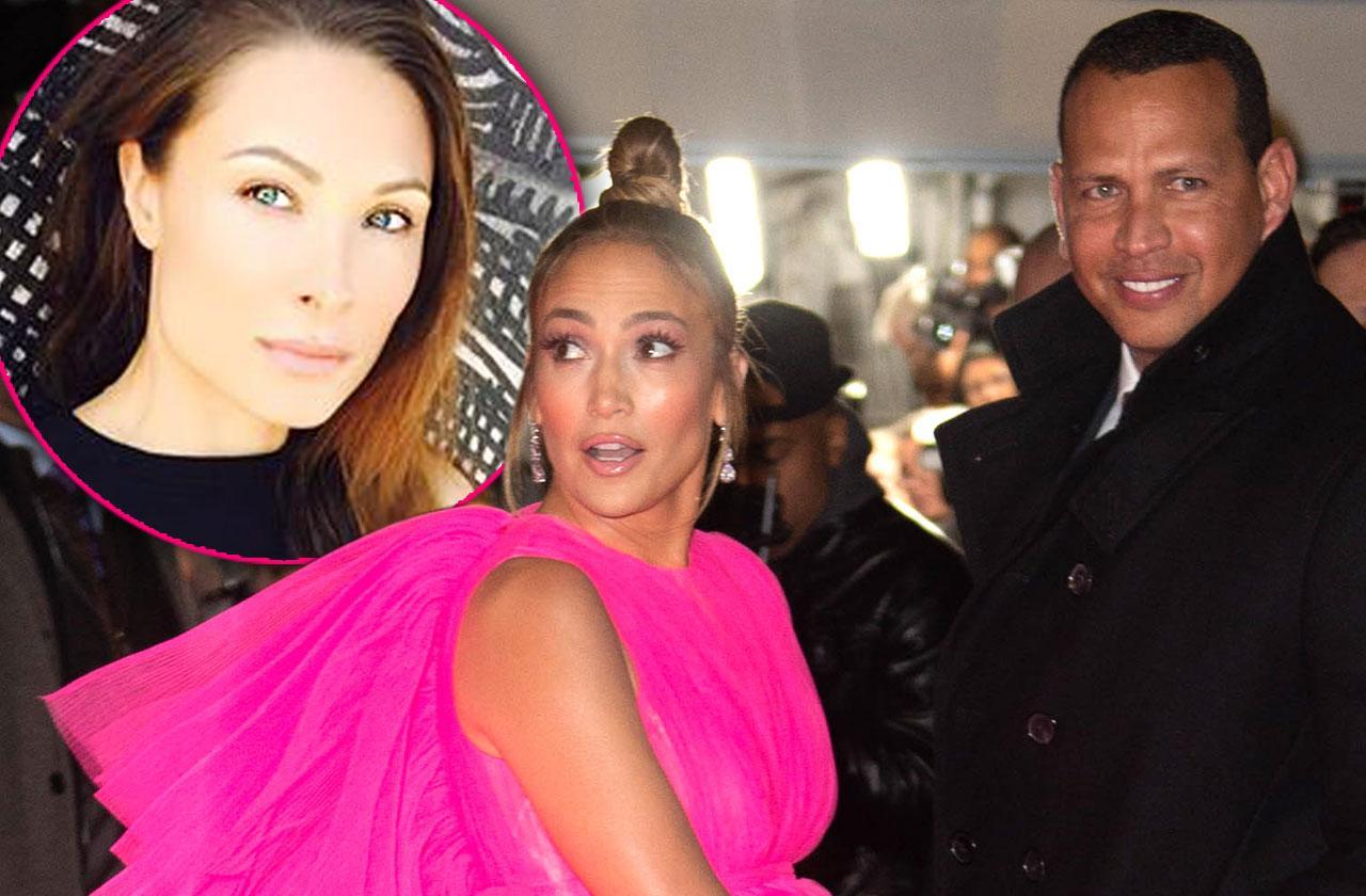Alex Rodriguez Accused Cheating Jennifer Lopez Lauren Hunter
