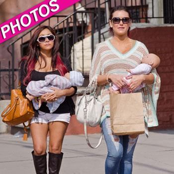 //snooki jwoww baby dolls car wash post