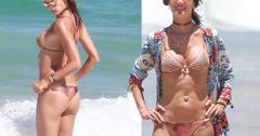 //alessandra ambrosio bikini body butt pp
