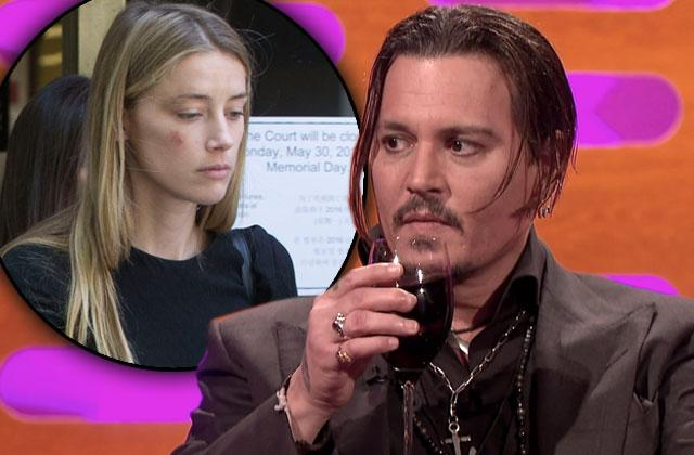 //amber heard court documents johnny depp substance abuse delusions