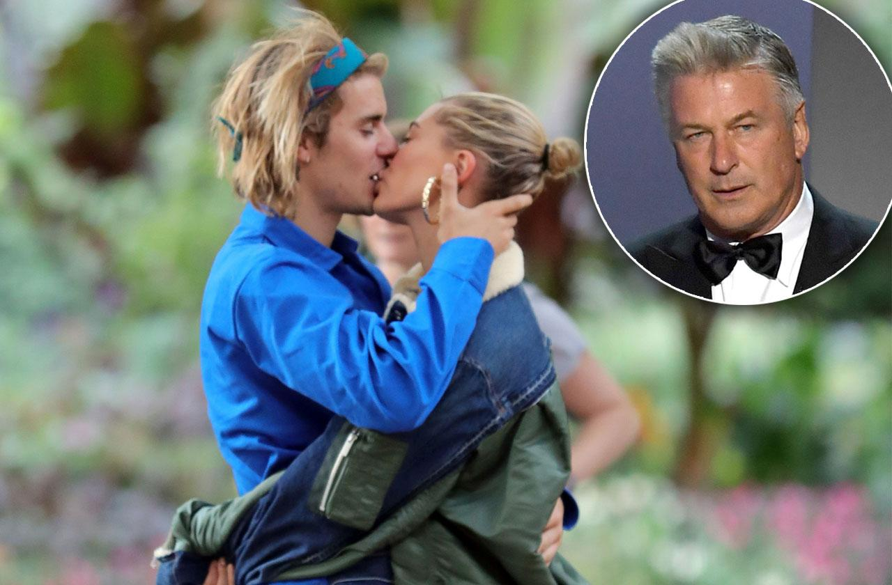Alec Confirms Hailey Baldwin Justin Bieber Are Married