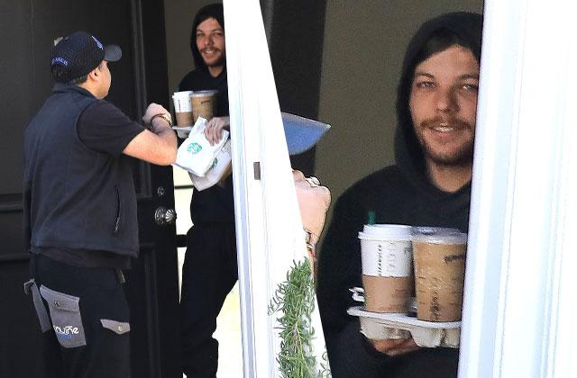 //louis tomlinson arrest lax fight paparazzi girl hiding coffee