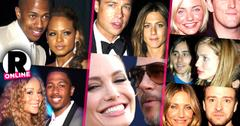 //celebrity love triangles stars dated same person pp sl