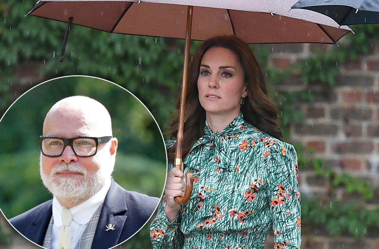 Kate Middleton Uncle Arrested Domestic Assault