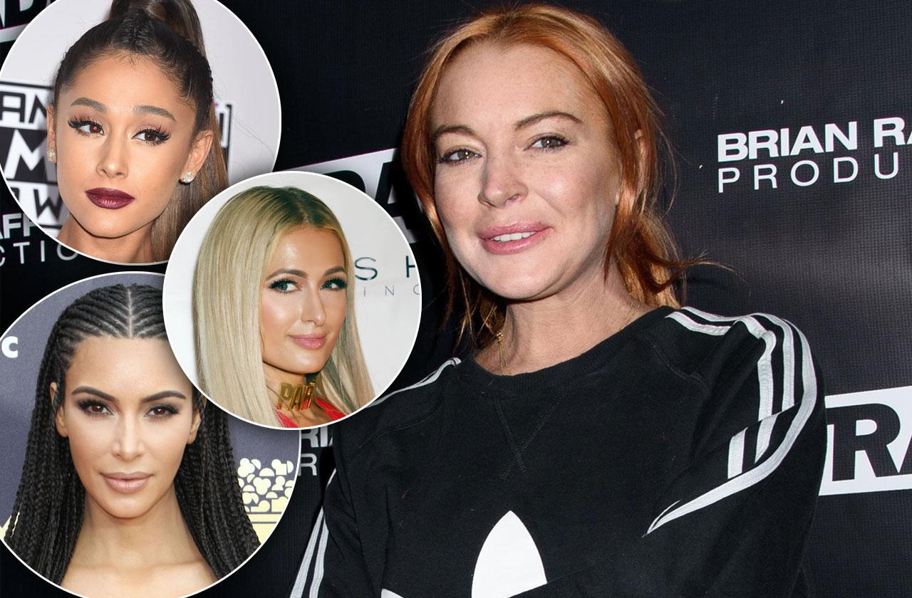 Lindsay Lohan Tell-All Book