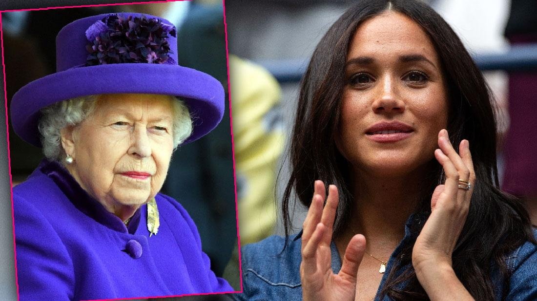 Meghan Markle Snubs Queen For US Open Pal Serena