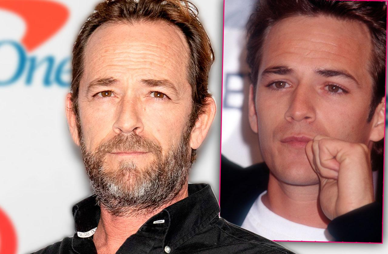 Luke Perry Dead Love Jennie Garth Madonna