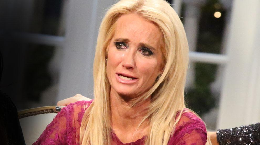 Kim Richards Charged Battery Public Intoxication Resisting Arrest