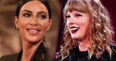 kim kardashian feud taylor swift ends infamous war of words over