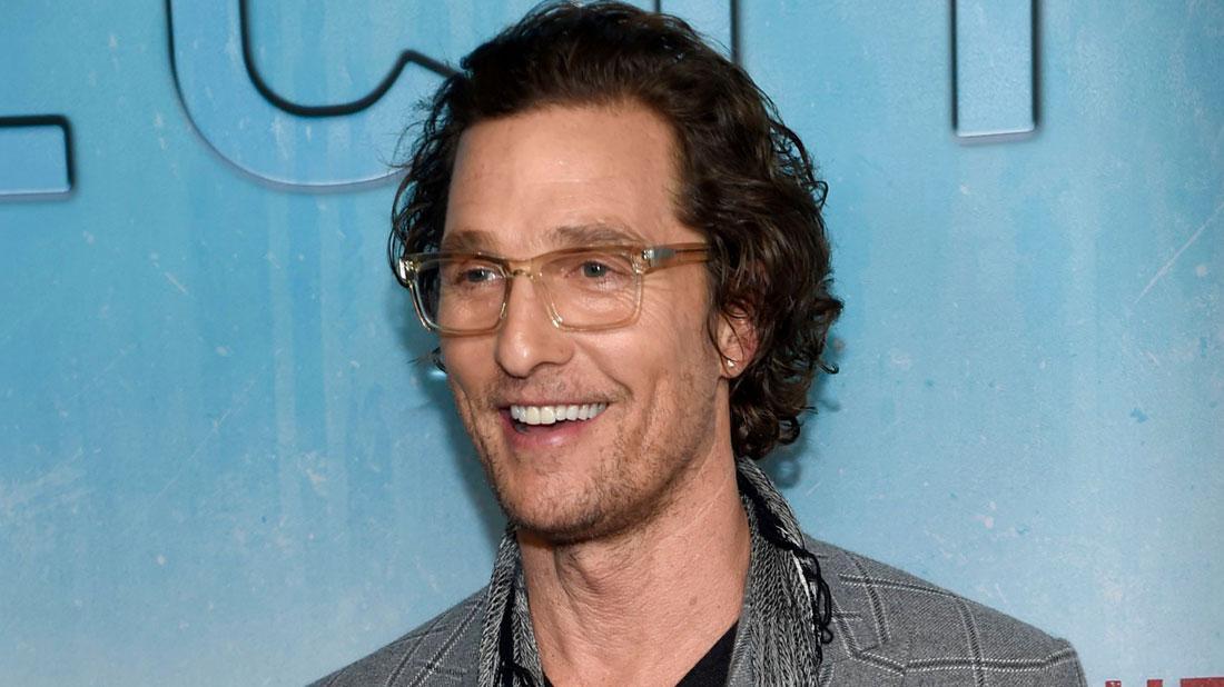 Matthew McConaughey Is Professor Of Film At University Of Texas