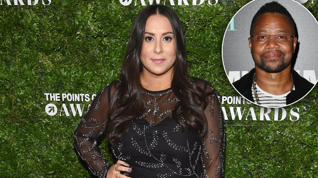 The Morning Toast Claudia Oshry Claims Cuba Gooding Jr. Assaulted Her At 16