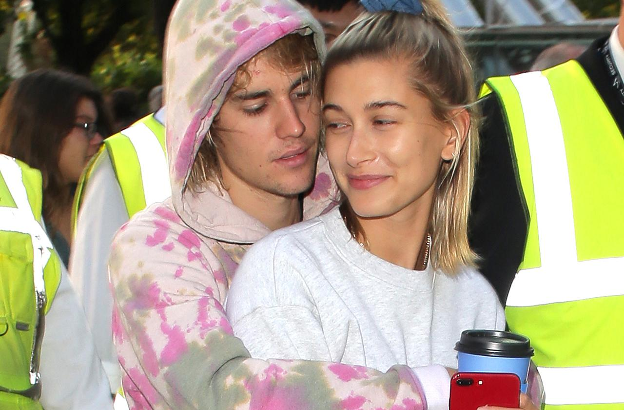 Justin bieber reality show singer wife hailey baldwin early stages development