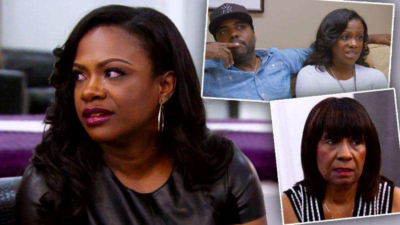 Kandi Burruss Family Problems