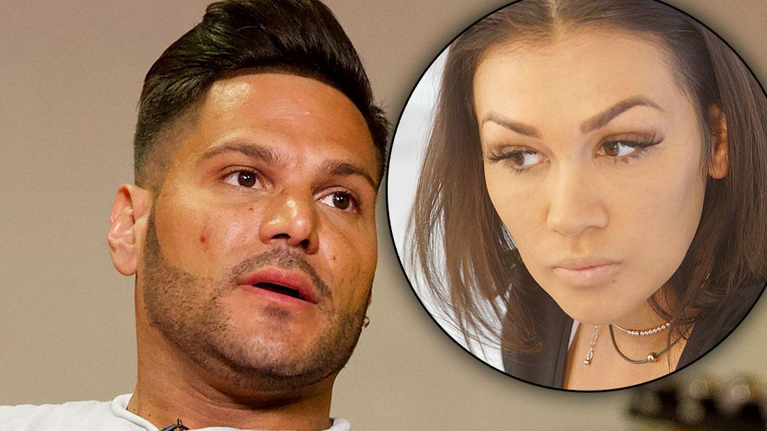 Ronnie Ortiz Arrested For Allegedly Chasing Jen Harley With Knife