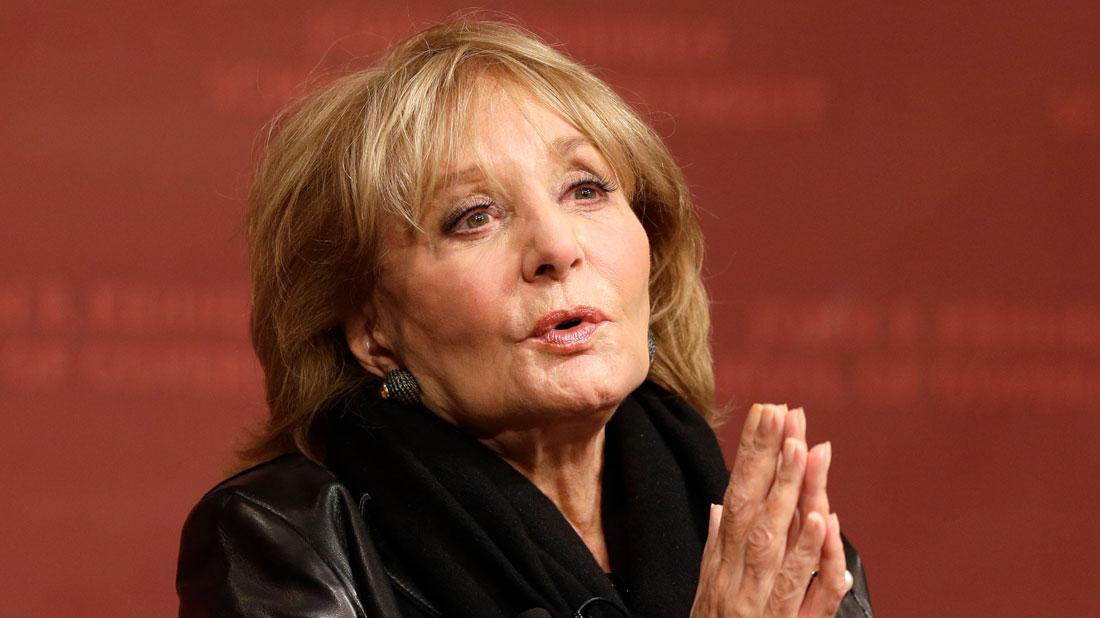 Barbara Walters' Sad Spend 90th Birthday Without Friends As Health Declines