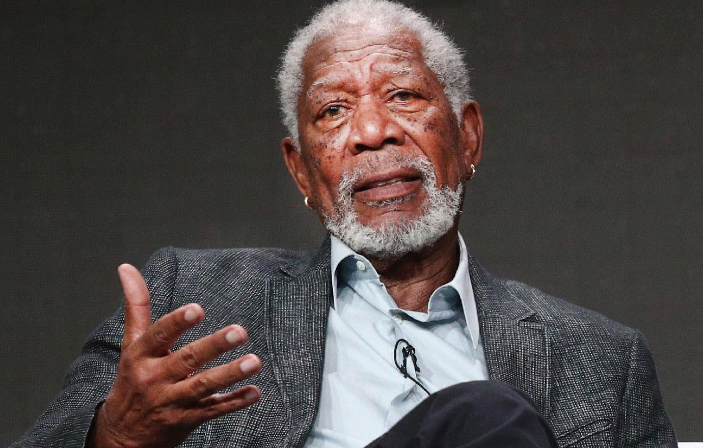 Morgan Freeman Sexual Harassment Accusers Hire Lawyers