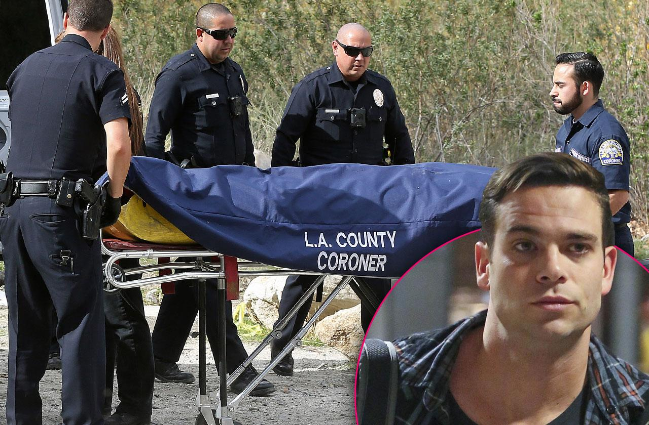 //mark salling dead body bag suicide photos pp