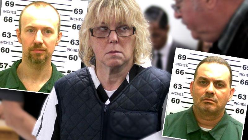 Joyce Mitchell Guilty Prison Break