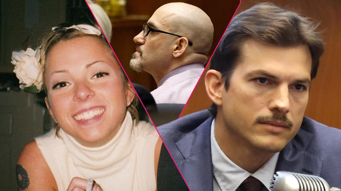 Ashton Kutcher Ex Girlfriend Murder Trial Man Had Sex Ashley Ellerin Says Did Not Kill Her