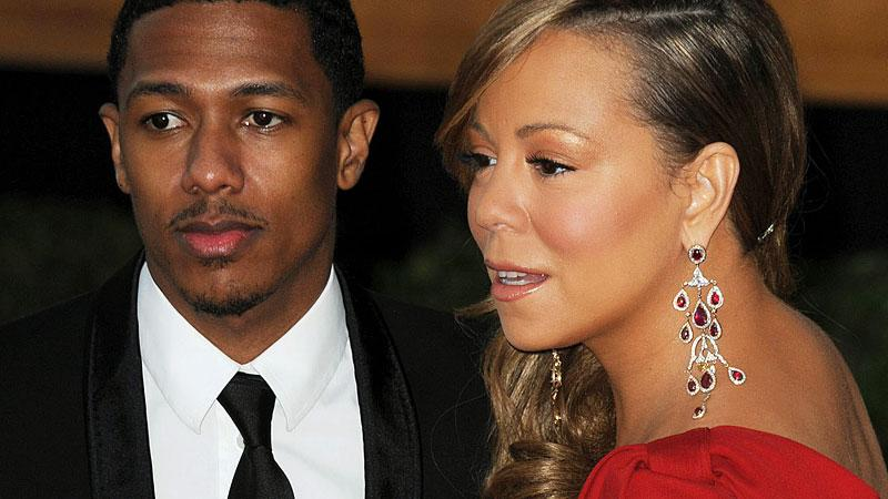//nick cannon and mariah carey pp