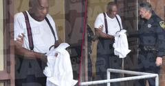 Bill Cosby Handcuffs Jail