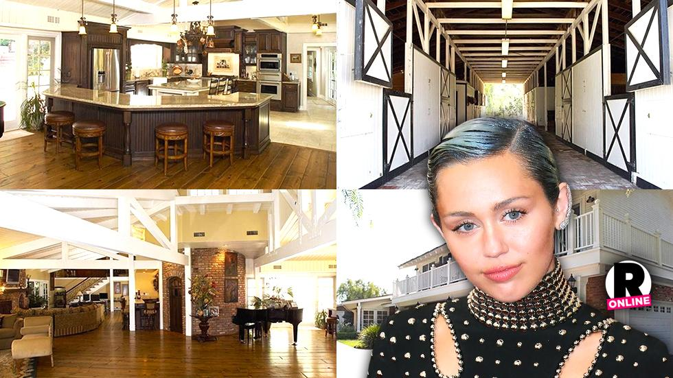 Miley Cyrus 5 Million Mansion