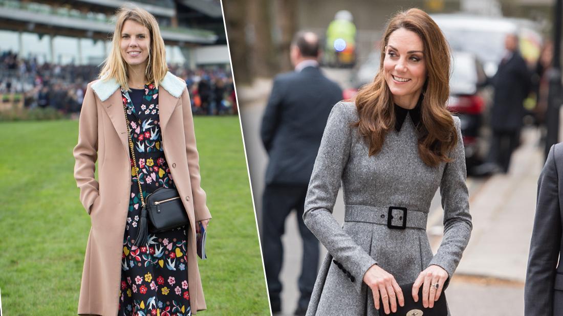 Kate Middleton Enlists Help Style Guru Outshine Meghan Markle