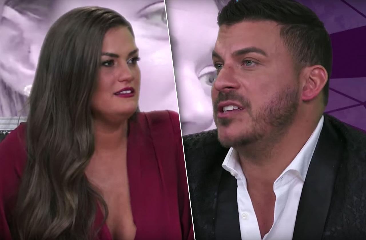 Vanderpump Rules Recap Jax Taylor Brittany Cartwright Breakup Explodes