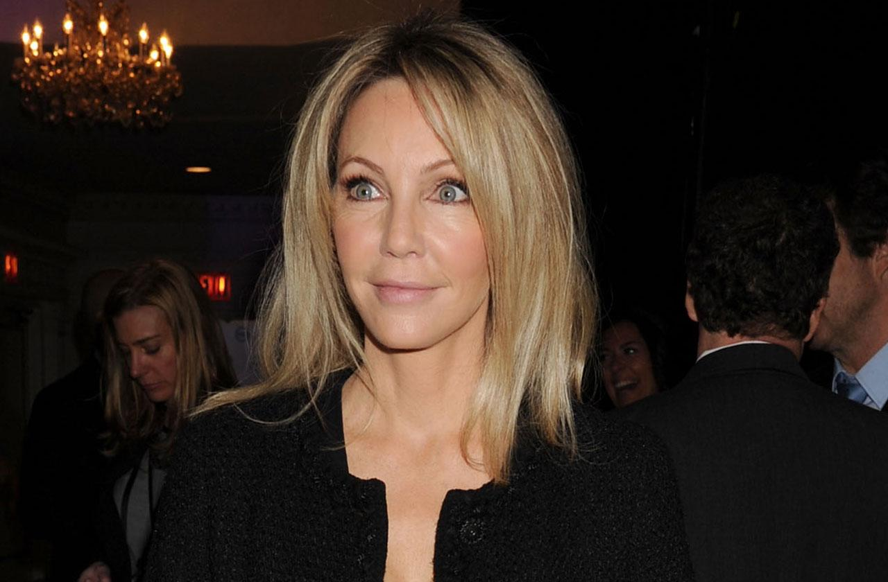Heather Locklear Hospitalization