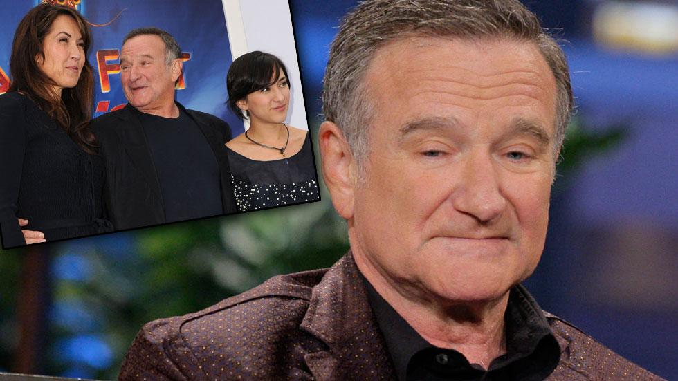Robin Williams Estate Battle