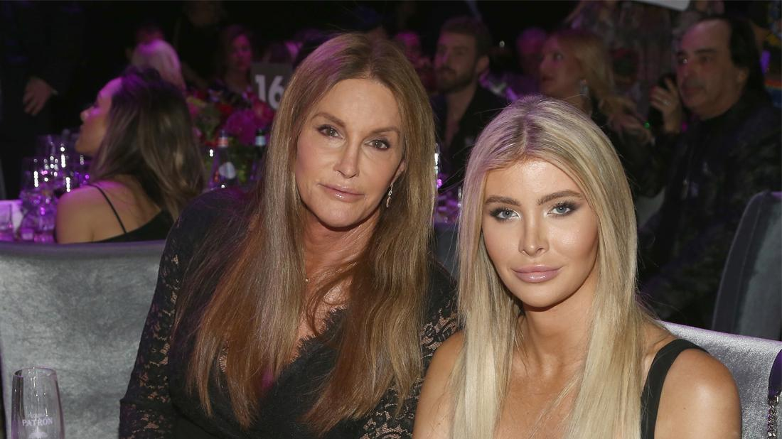 Caitlyn Jenner Celebrates Sophia Hutchins Birthday
