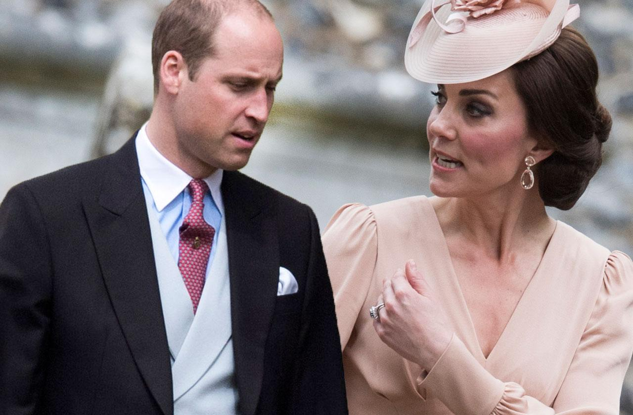 Pippa Middleton Wedding William Kate Tension Marriage Counseling Pics