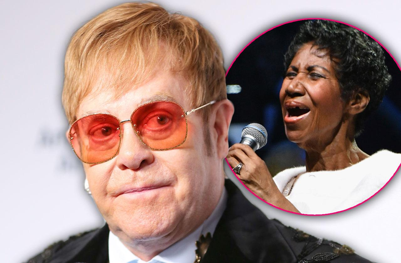 Elton John Surprised Aretha Franklin Survived Final Performance