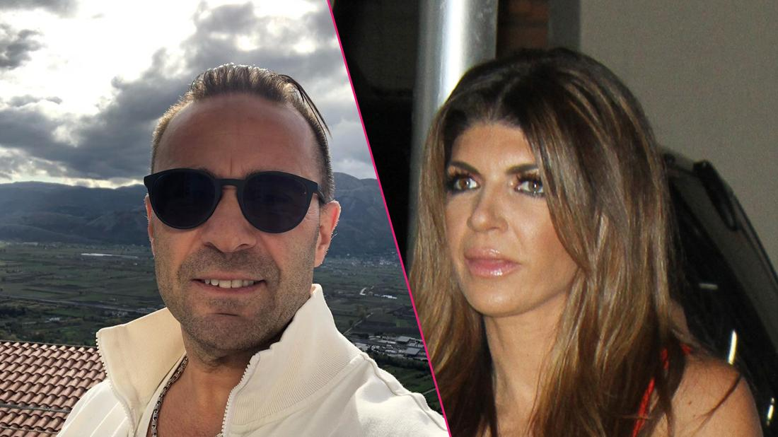 Bye! Joe Giudice Posts 'Life Is Too Short To Be Angry' In Social Media Mantra