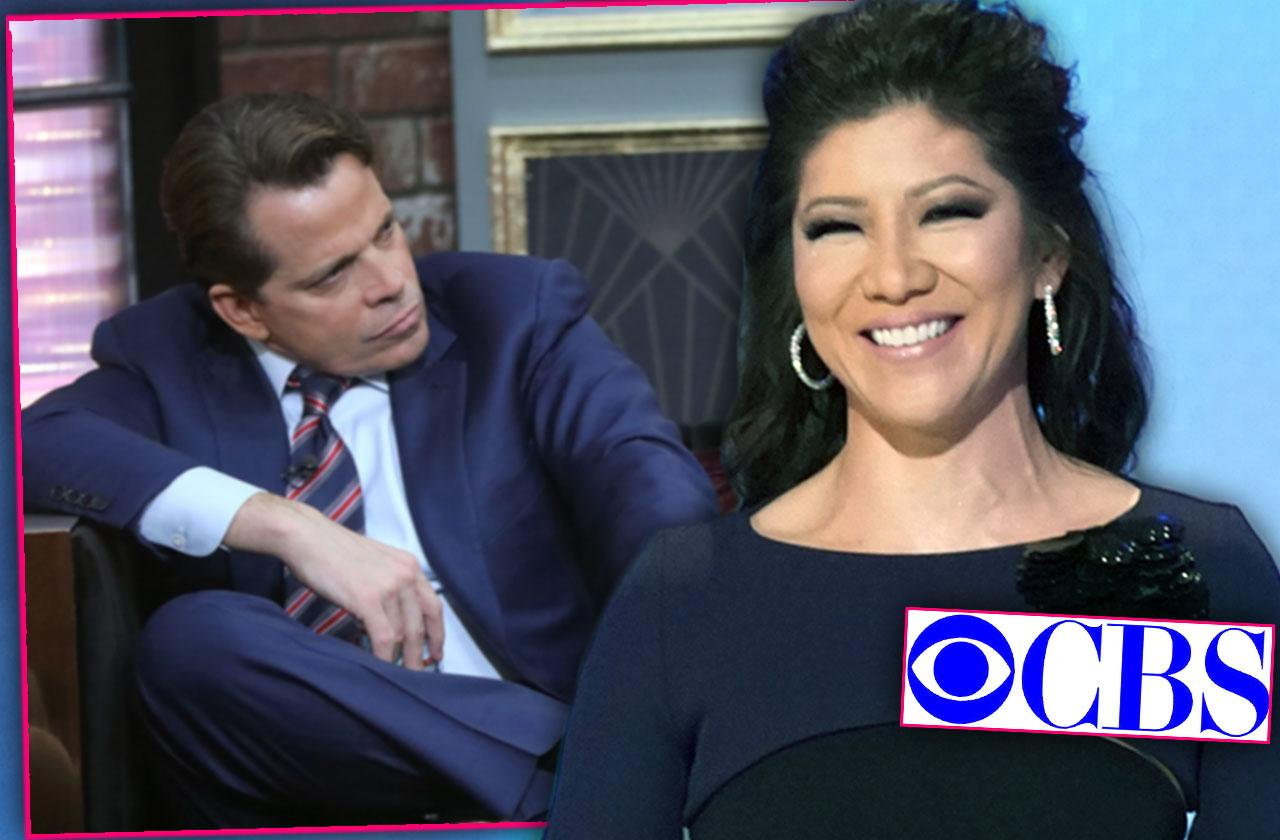 Julie Chen Returns Celebrity Big Brother Anthony Scaramucci Debut