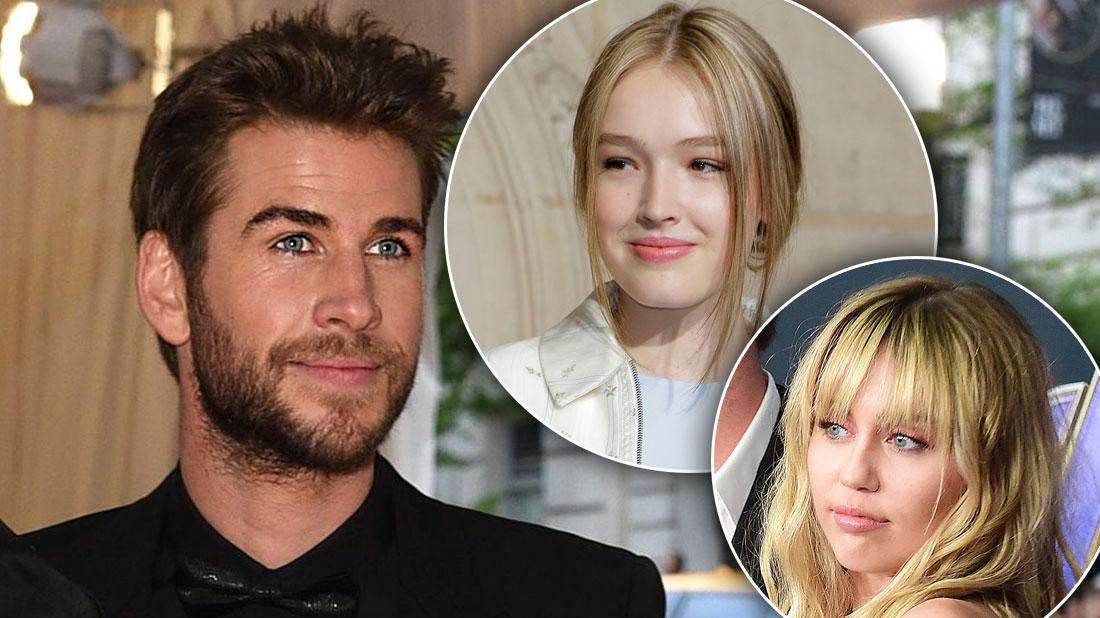 Liam Hemsworth Holds Hands With Girlfriend Maddison Brown