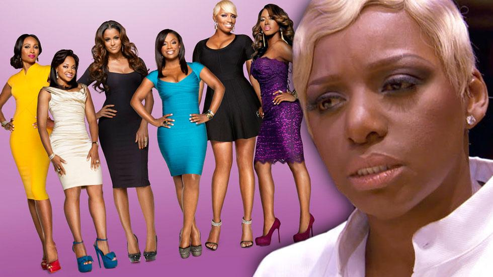 NeNe Leakes Storms Out Event 'Real Housewives of Atlanta'