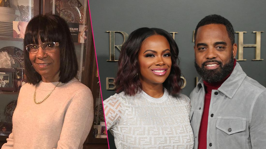 Mama Joyce Says Kandi Buruss' Husband Todd After Her Money