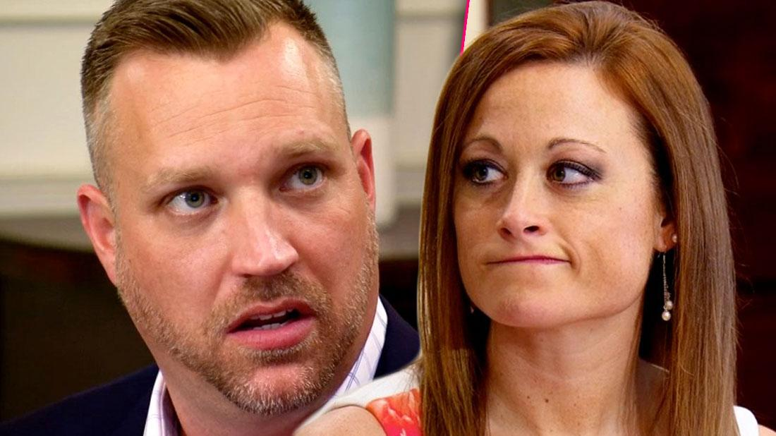 Divorce Stephanie Admits Marriage To AJ Forced MAFS Decision Day