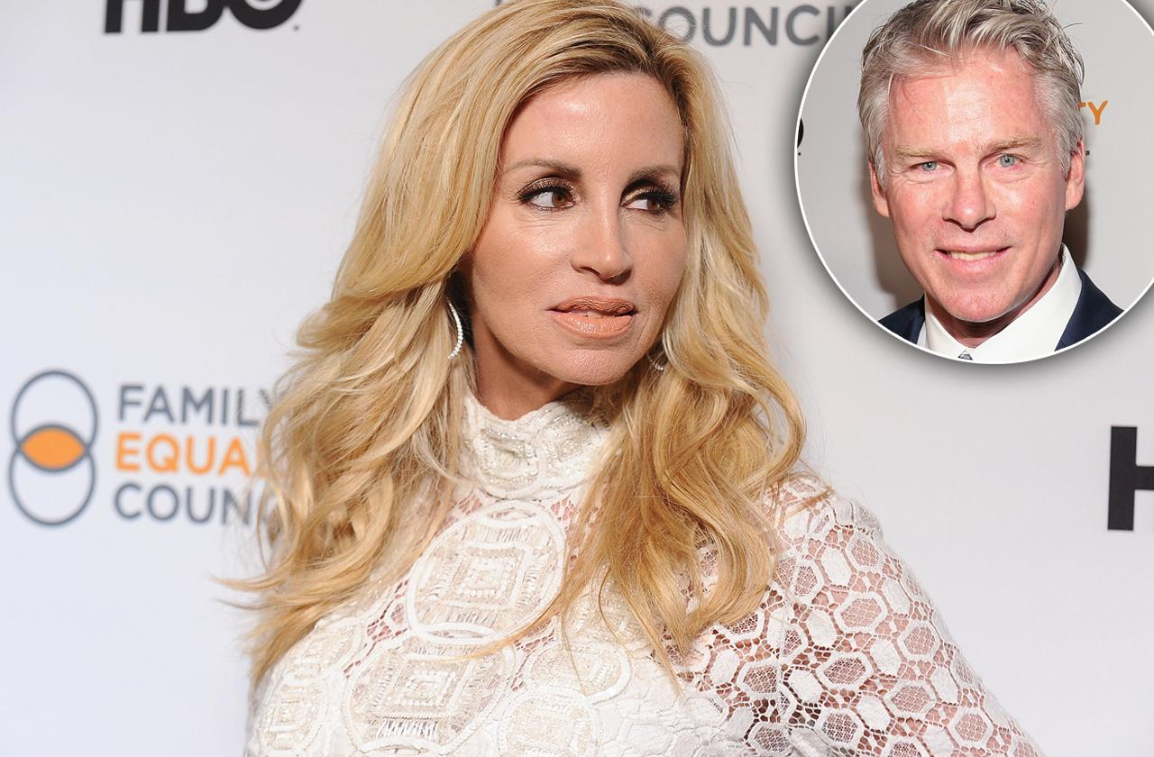 Camille Grammer And David Meyer Marriage Trouble Over Money, 'RHBOH' Spotlight