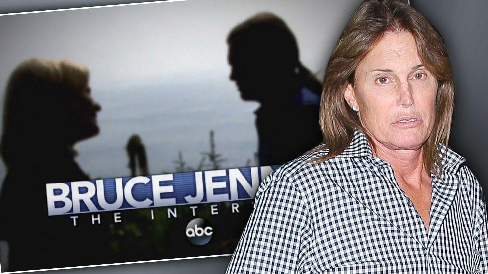 Bruce Jenner Diane Sawyer Interview Commercial