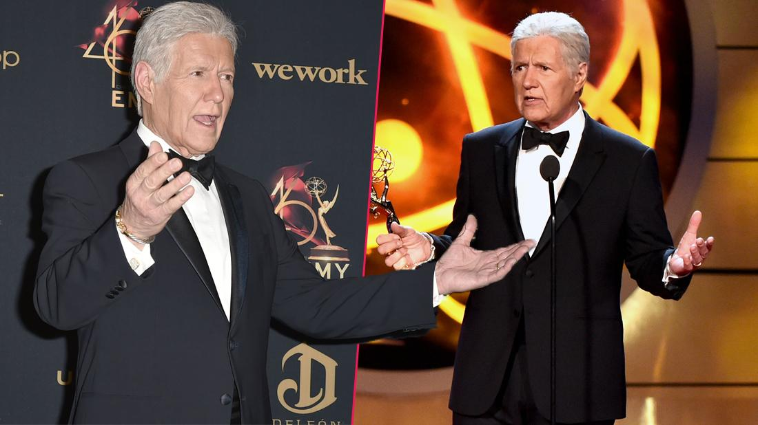 alex trebek emmy award cancer battle