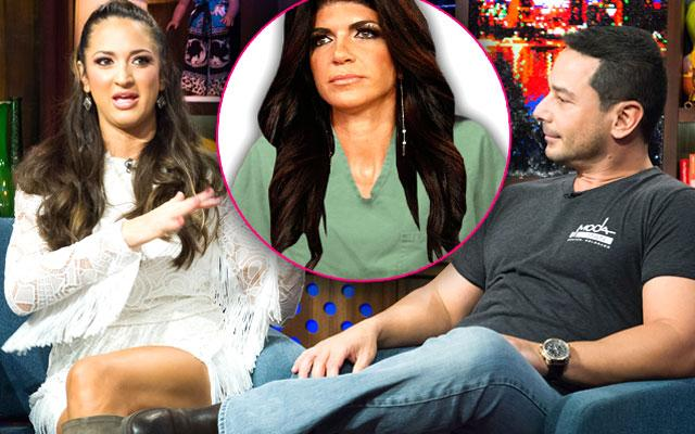 Amber Marchese And Jim Marchese Hate Teresa Giudice