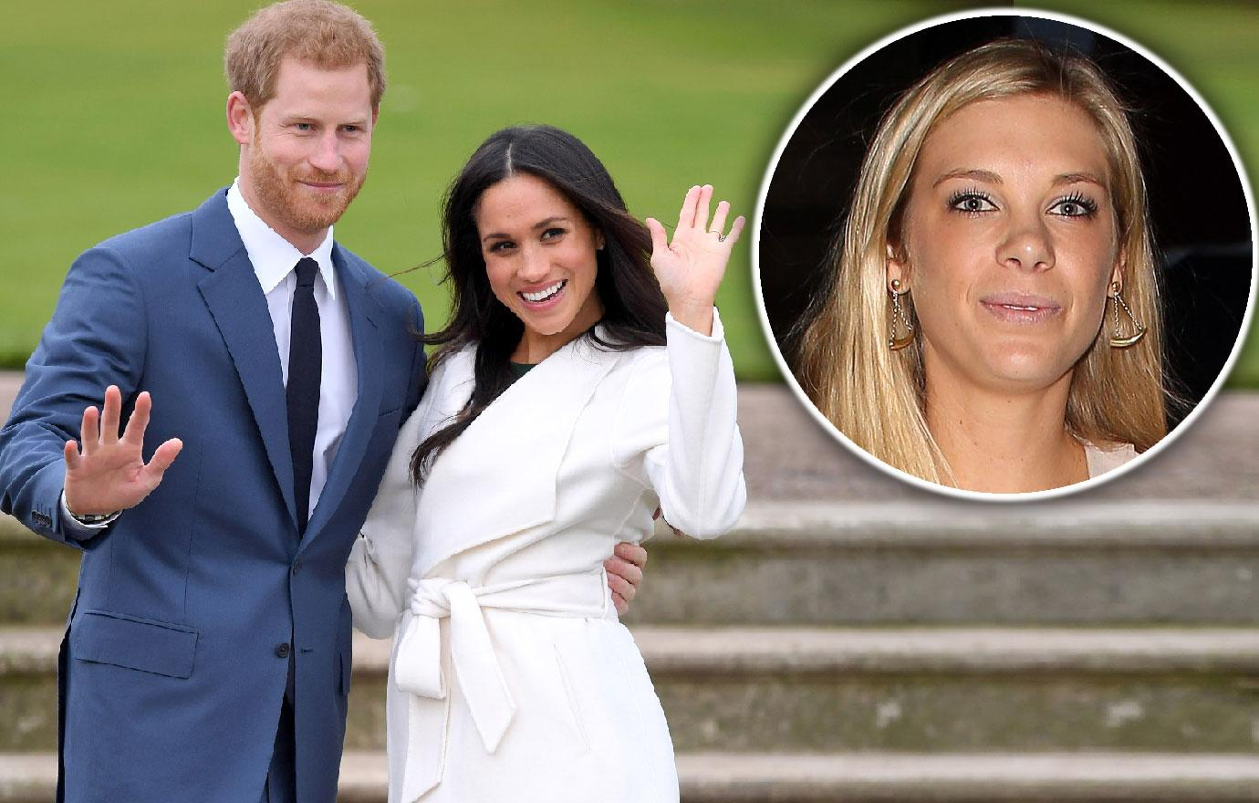 Chelsy Davy Moves On After Prince Harry's Engagement To Meghan Markle