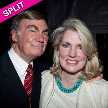 //sam donaldson split wife jan