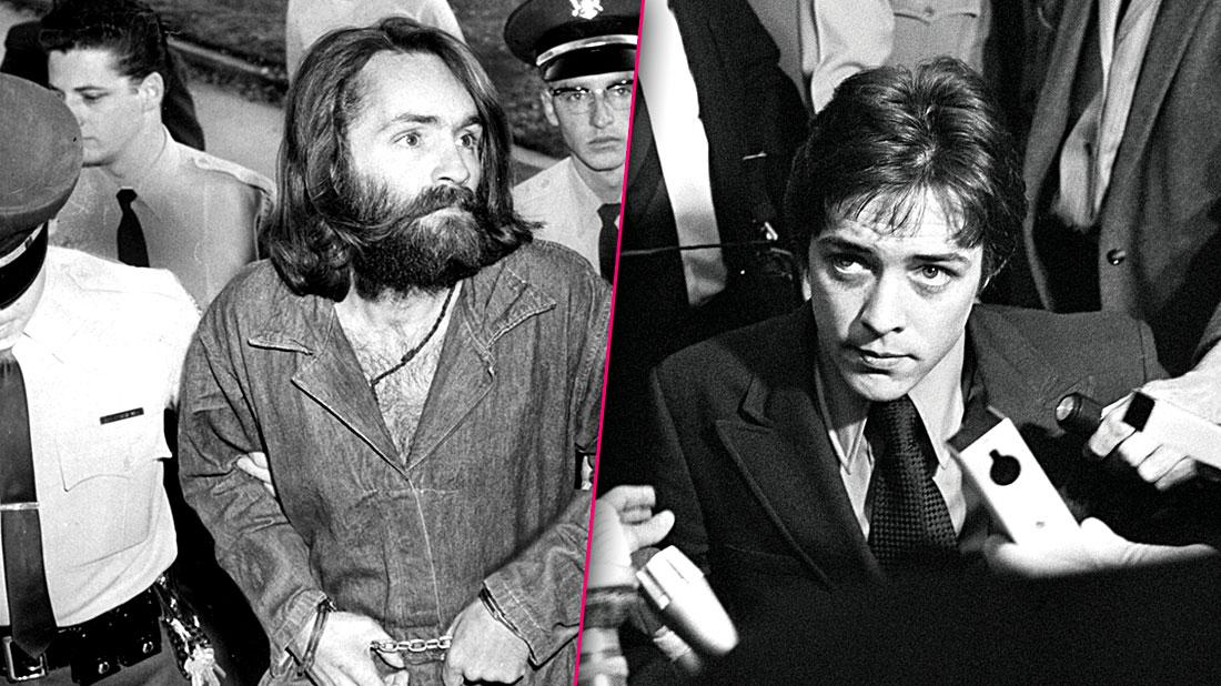Charles Manson's Secret Prison Meeting With Bobby Beausoleil Revealed