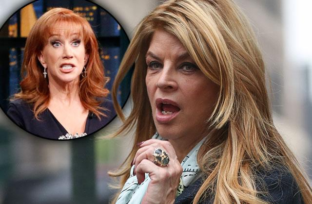 kristie alley scientology secrets exposed kathy griffin